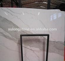 Italian white Calacatta Carrara Marble Price