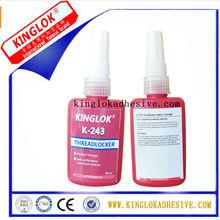 Anaerobic Screw Sealant loctte 243 quality threadlocker adhesive