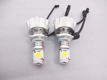 2015 factory 50W 9005/9006/880/9004/9007/9008/H13/H16 RoHS IP 68 car parts led 6000k headlight