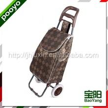 folding shopping cart sports bag travel bag duffle