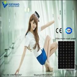 YYOPTO best price 500 watt solar panel wholesale used in project