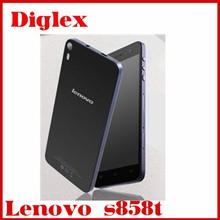 2015 New Lenovo s858t MTK6592M Octa Core Android 4.4 Lenovo smartphone 8MP 5INCH WIFI
