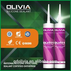 OLV511 General Purpose Acetic Silicone Sealant