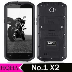 No.1 X2 X-Men IP68 Quad core 5.5 IPS 4G FDD LTE Android 4.4 1GB RAM 8GB ROM 13.0MP Waterproof Smartphone No.1 X2