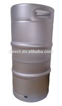 US Draft Beer Keg/ Stainless Steel Drum /unstackable Keg