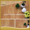 Textura de madera pisos de vinilo del PVC