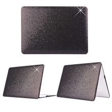 Sparkling Plastic Case for macbook pro 13'' snap-on