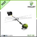 máquina de jardín timón gasolina herramientas de trabajo para el cultivo de trabajo