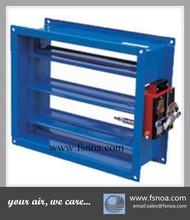 FSD whole sale best quality galvenized crankshaft damper pulley for HVAC system