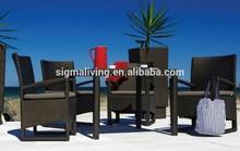 2015 Top sale Outdoor Garden Furniture Rattan Conversation Set