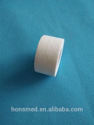 zinc oxide tape/plaster high adhesive white Cotton zinc oxide tape medical tape/plaster