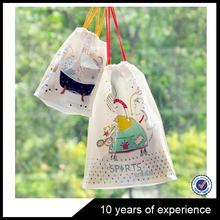 Best Prices Latest OEM Design black cotton drawstring bag wholesale