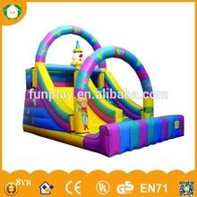 HI Top sale 0.55mm PVC inflatable water slide,water slides for adults,used inflatables for sale