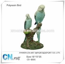 polyresin animal toy bird figurines flying eagle bird toys