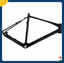 Lightness full suspension mtb frame carbon fat bike frame oem road bike frames