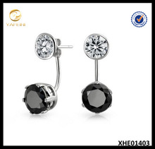 top design new product fashion jewelry 925 Sterling Silver earring