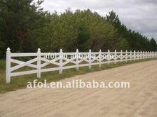 AFOL China supplier new design vinyl fence average cost