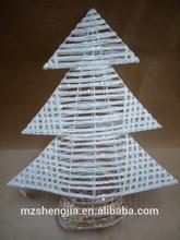 New Design Artificial Metal Cone Christmas Trees