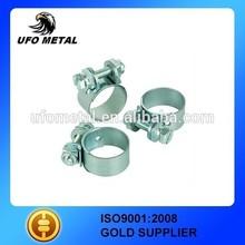 De alta calidad abrazaderasdemanguera- parte 2: abrazaderas de fijación con terminales din 3017-2-2002( iso9001:2008)