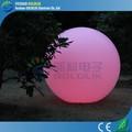 Glacs controle 2015 decoração de natal luz led big bola de natal de plástico