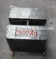 kingtype de hierro fundido 250kg la carga de la prueba pesos
