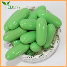 GMP certified Natural Green Tea Softgel Capsules Herbal Food