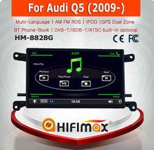 HIFIMAX WIN CE 6.0 Car DVD GPS For Audi Q5 2009 onward Car Radio Car dvd Player