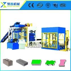 QT4-15C auto block machine prices / block full automatic production line / block making machine price