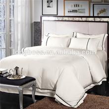 american size bed sheet set/grid bed sheet set/100% tencel bed sheet set