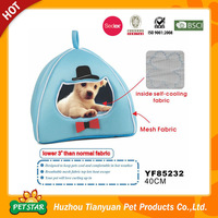 Hot Weather Use Mesh Fabric Cool Dog House