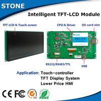 5 inch tft lcd smart digital monitor, keyboard module