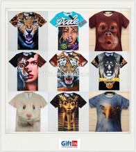 Most popular printing design custom tshirt