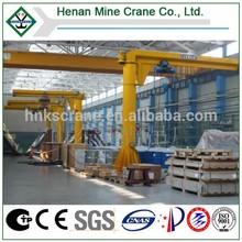 Column Suspension Crane With Electric Hoist For Sale