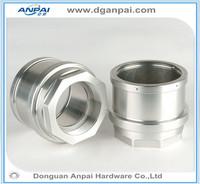 Alibaba express cnc milling mechanical part alloy lathe parts