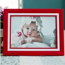 Hottest! High quality plastic picture frame insert,factory price wholesale plastic picture frame insert