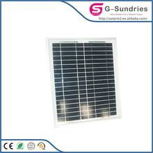 camping new product price per watt solar panels