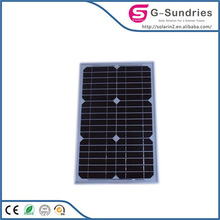 Portable Solar Power Systerm Kits solar panel price low price 30w polycrystalline s