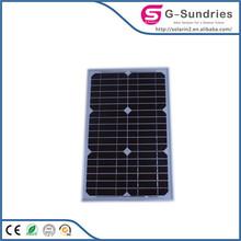 Portable Solar Power Systerm Kits solar panel price low price 30w polycrystalline s