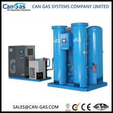 Medical Oxygen Gas Plant for Cylinders Filling