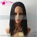 moda sintética africano crochet com tranças de cabelo humano