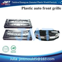 JMT auto front grill high quality and well designed plastic injection mold factory