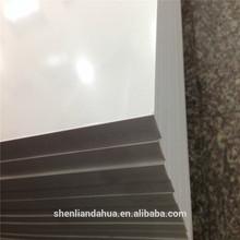 hard 3mm pvc rigit sheet
