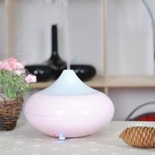 Elegant LED Aroma Diffuser /essential Oil Diffuser Pink GX-02k
