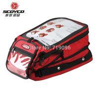 SCOYCO MB08 Oil Fuel Tank Bag Magnetic Motorcycle Motorbike Oil Fuel Tank Bag Moto bag Waterproof motorcycle racing package