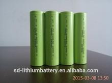 energy storage system battery high power high energy 18650-2200mAh li-ion batteries