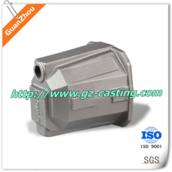 2015 Alibaba trade assurance china foundry grey iron casting parts recycle pump cover