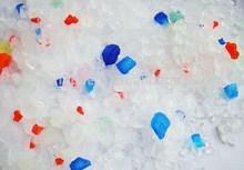 Crystal cat litter silica gel