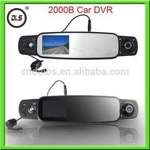 3.0 inch 3 cameras car reverse parking camera for toyota innova