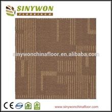 Beautiful Hot Sale For Bitumen Backing PP Carpet Tile