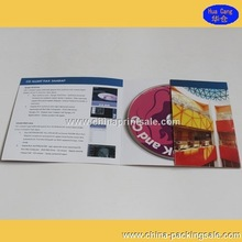 Sample promotional flyers with NEW design directly from factory